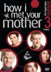 How I Met Your Mother - Season 3 (DVD) Cover