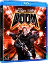 Doom (Blu-ray) Cover