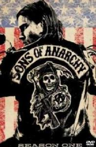 Sons of Anarchy - Season 1  (DVD) - Cover