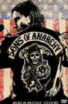Sons of Anarchy - Season 1  (DVD) Cover