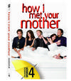 How I Met Your Mother - Season 4 (DVD) Cover