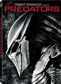 Predators (DVD) - Cover