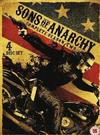 Sons of Anarchy - Season 2 (DVD) Cover