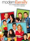Modern Family - Season 1  (DVD) Cover