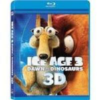 Ice Age 3: Dawn of the Dinosaurs (3D Blu-ray) - Cover