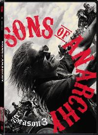 Sons of Anarchy - Season 3 (DVD) - Cover