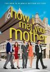 How I Met Your Mother - Season 6 (DVD) Cover