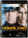 Homeland - Season 1 (DVD) Cover