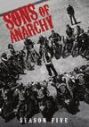 Sons of Anarchy - Season 5 (DVD) Cover