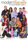 Modern Family - Season 4 (DVD) Cover