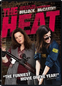 The Heat (DVD) - Cover