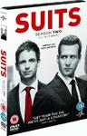 Suits - Season 2 (DVD) Cover