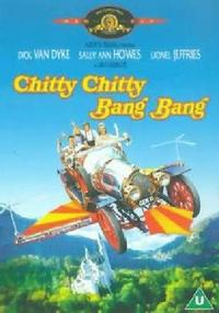 Chitty Chitty Bang Bang (DVD) - Cover