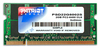Patriot SL 2GB - 800MHz DDR2 SO-Dimm DS CL6 Memory Module