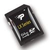 Patriot LX 64GB - Memory Card CL10 SDXC (Special Order Item)