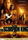 The Scorpion King (DVD) Cover