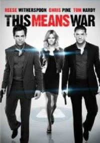This Means War (DVD) - Cover