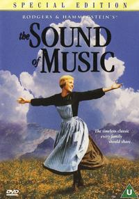 The Sound of Music (DVD) - Cover
