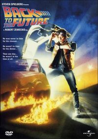 Back to the Future (DVD) - Cover