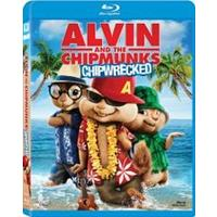 Alvin & The Chipmunks 3: Chipwrecked (Blu-ray)