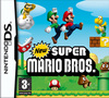 New Super Mario Bros. (NDS) Cover