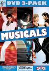 Grease / Saturday Night Fever / Footloose (DVD) Cover