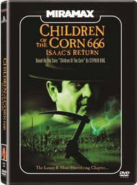 Children Of The Corn 666 - Isaac's Return (DVD) - Cover