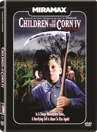Children Of The Corn IV - The Gathering (DVD) - Cover