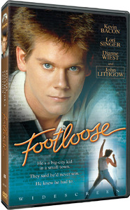 Footloose (DVD) - Cover