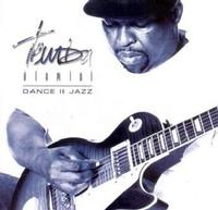 Themba Dlamini - Dance II Jazz (CD) - Cover