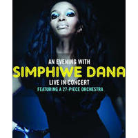 Simphiwe Dana - Live At the Lyric Theatre (Blu-ray)
