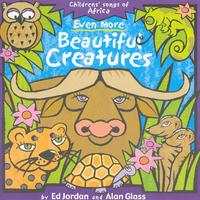 Various Artists - Even More Beautiful Creatures (CD) - Cover