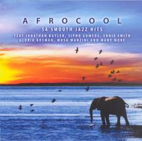 Various - Afro Cool:Smooth Jazz Hits (CD) - Cover