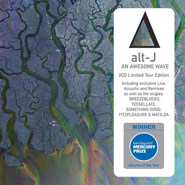 Alt J An Awesome Wave 2 Cd Limited Cd Music Online Raru