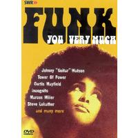 Funk You Very Much / Various (Region 1 DVD)