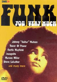 Funk You Very Much / Various (Region 1 DVD) - Cover