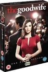 The Good Wife - Season 1 (DVD) Cover