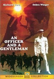 An Officer and a Gentleman (DVD) - Cover