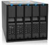 Icy Dock 975SP-b Five Bay Mobile 3.5 inch HDD Rack