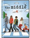 The Middle - Season 4 (DVD) Cover