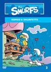 Smurfs - Season 1 Vol 3: Romeo And Smurfette (DVD) Cover