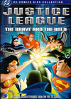 DC Universe - Justice League - The Brave And The Bold (DVD)