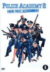 Police Academy 2 - Their First Assignment (DVD) Cover