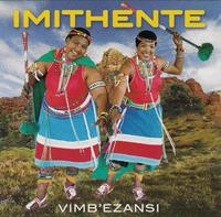 Imithente - Vimb' Ezansi (CD) - Cover