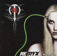 Terminatryx - Remyx V 1.0 (CD) - Cover