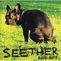 Seether - Seether 2002 - 2013 (CD)