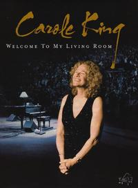 Carole King - Welcome to My Living Room (DVD) - Cover