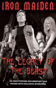 Iron Maiden - The Legacy of the Beast (Documentary) (DVD) - Cover