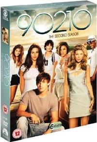 90210 - Season 2 (DVD) - Cover