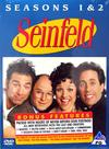 Seinfeld: Seasons 1 and 2 (DVD) Cover